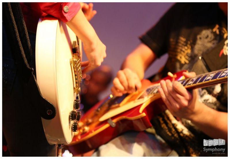 Aula de Música Qual Preço no Jardim Ivone - Escolas de Músicas em SP