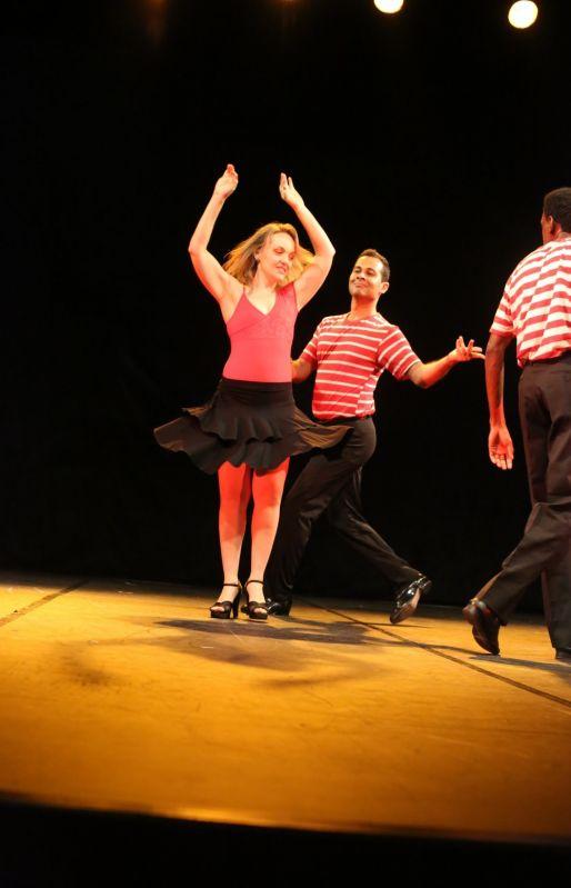 Aulas de Dança de Salão Onde Encontrar no Jardim de Lorenzo - Aula de Dança de Salão