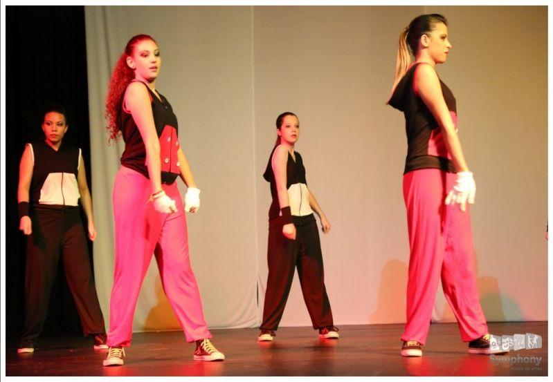 Aulas de Dança Jazz Preços na Vila Escolar - Aula de Danças