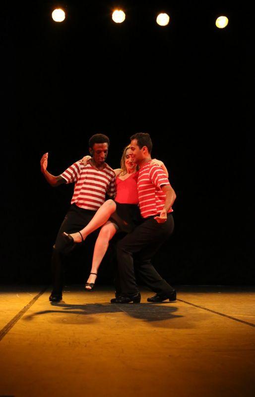 Aulas de Dança Onde Fazer no Conjunto Residencial Prestes Maia - Aula de Dança de Salão