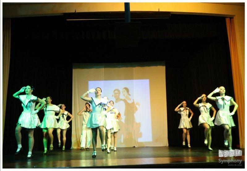 Aulas de Danças de Salão no Jardim do Castelo - Aula de Dança