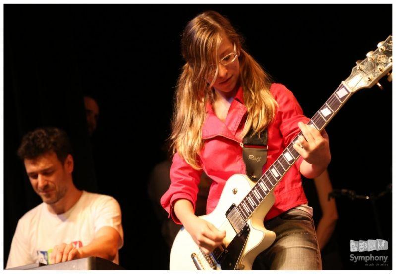 Aulas de Música no Parque Penha - Escola de Música SP Zona Norte