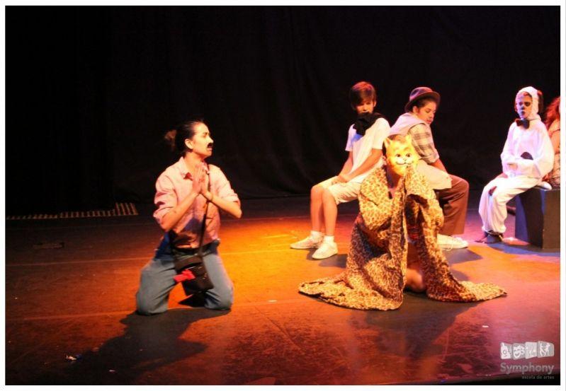 Aulas de Teatro Infantil Preços na Vila Gumercindo - Escola de Teatro em SP