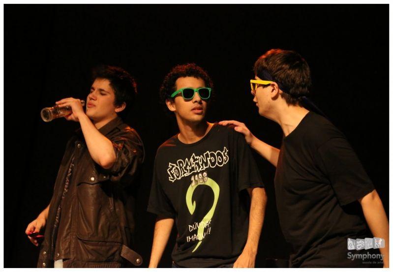Aulas de Teatro para Iniciantes Qual o Valor na Vila Barbosa - Preço Curso de Teatro