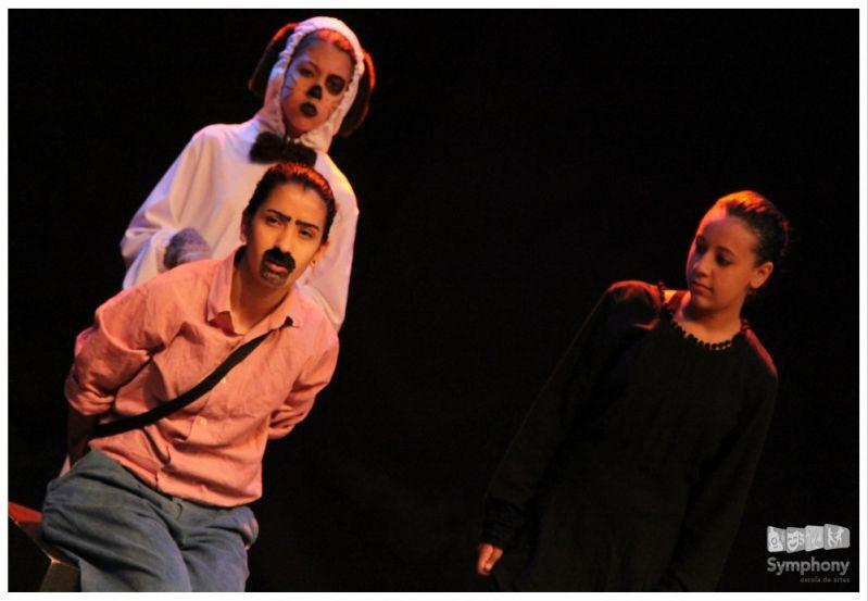 Curso de Teatro com DRT Preço no Parque Líbano - Escola Livre de Teatro