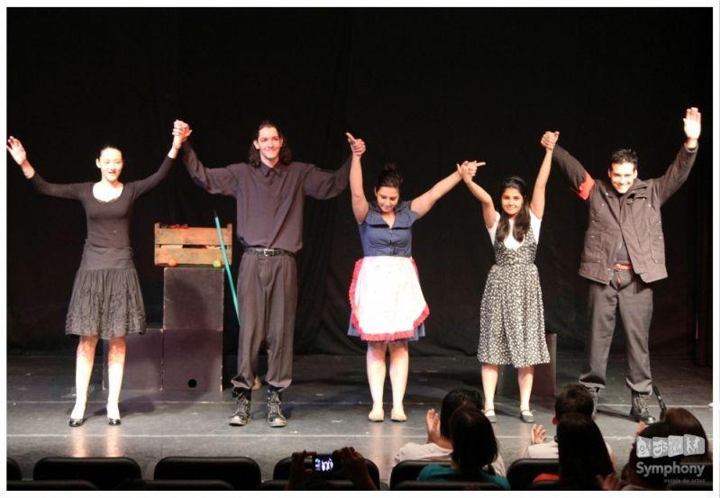 Curso Técnico de Teatro Qual o Valor no Parque Savoy City - Preço Aula de Teatro