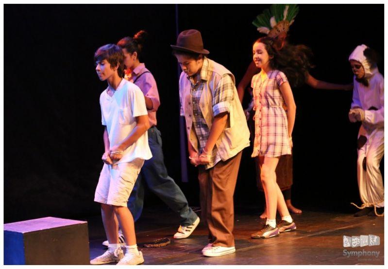 Escola de Arte Onde Achar no Jardim São João - Aulas de Teatro Infantil