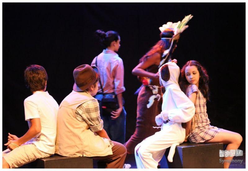 Escola de Arte Onde Tem na Vila Nova Savoia - Aulas de Teatro Infantil