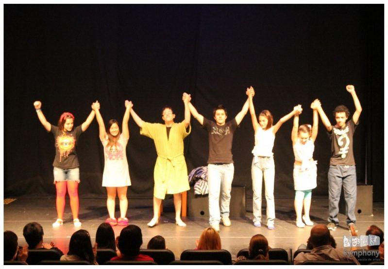 Escola de Teatro no Jardim Central - Escola de Teatro para Crianças