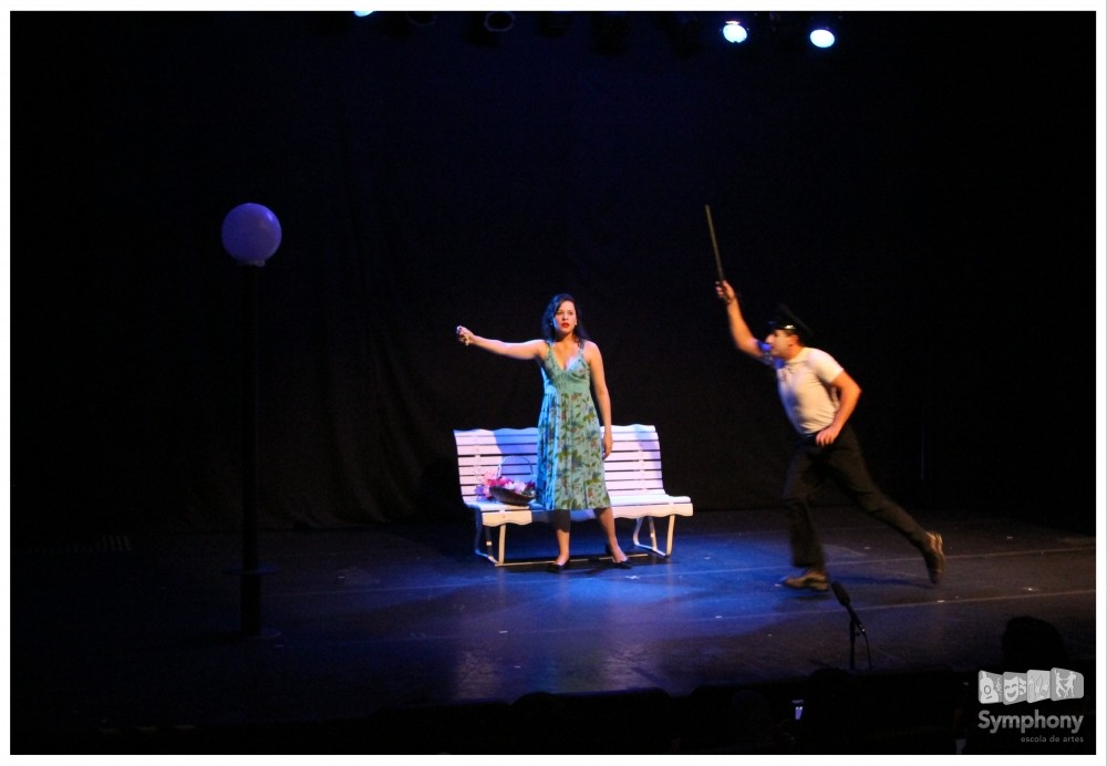 Escola de Teatro Onde Tem na Vila Heloísa - Escola Livre de Teatro