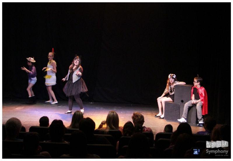 Escola de Teatro para Crianças na Vila Cardoso Franco - Curso de Teatro em SP