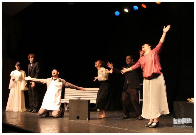 Escolas de Teatro na Vila Cisper - Escolas de Teatro em SP