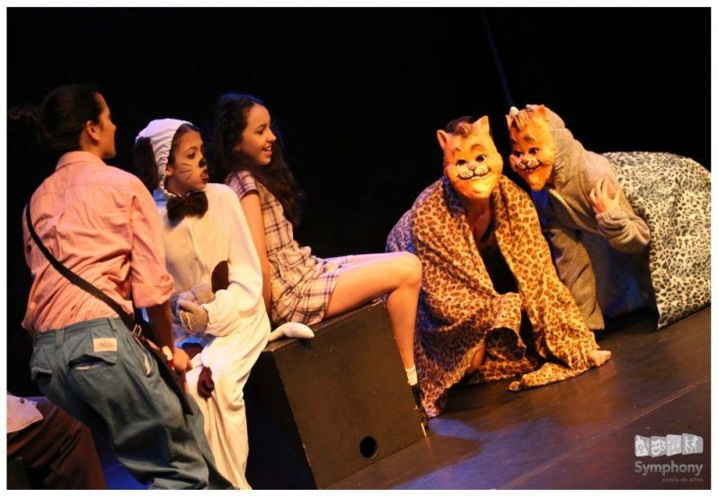 Onde Achar Escola de Arte no Jardim Naufal - Aulas de Teatro Infantil