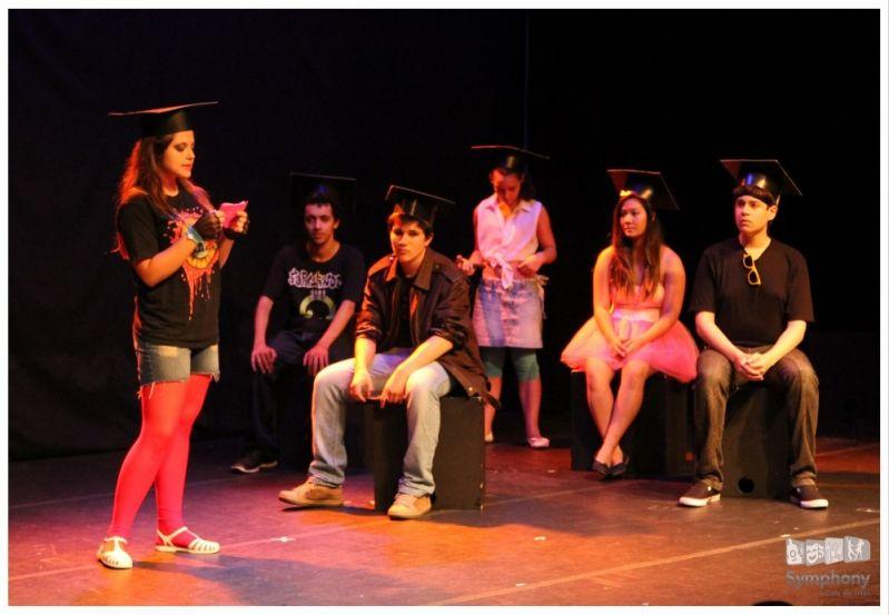 Onde Tem Escola de Teatro no Jardim Gonzaga - Escola de Teatro para Crianças