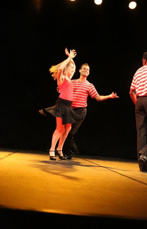 Preço Aulas de Dança de Salão na Chácara Santo Antônio - Aula de Dança de Salão