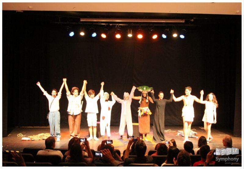 Preço de Aulas de Teatro Infantil na Chácara Califórnia - SP Escola de Teatro