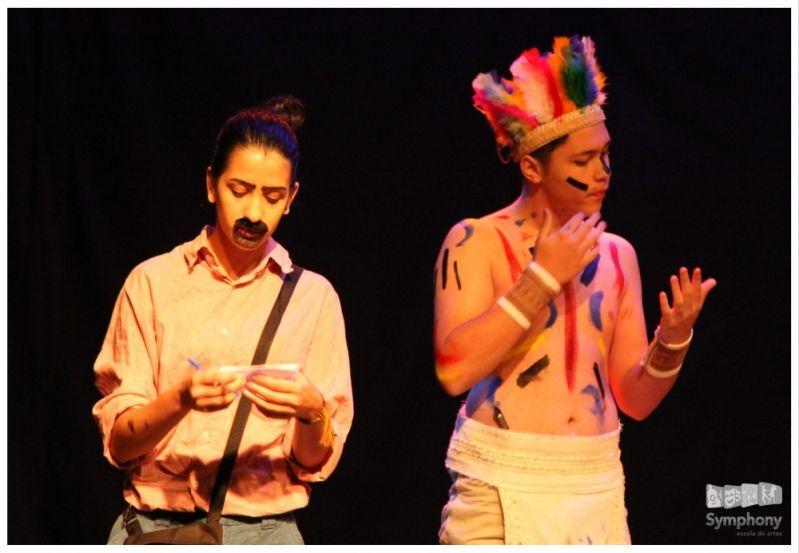 Preços de Aulas de Teatro Infantil na Vila Bauap - Aula de Teatro em SP
