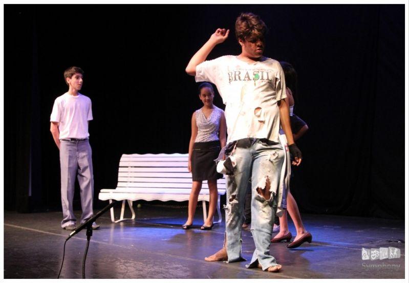 Qual Preço Aulas de Teatro Infantil na Vila Santa Eulalia - Aula de Teatro em SP