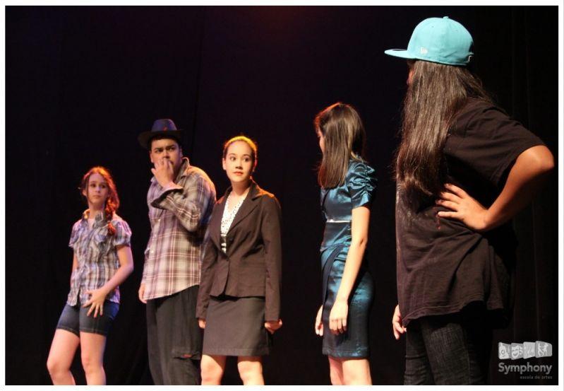 Qual Valor de Aulas de Teatro Infantil na Vila Alabama - Escola de Teatro em SP