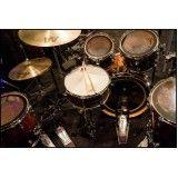 Aula de bateria gospel preços na Vila Beatriz