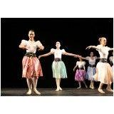 Aula de danças onde fazer no Jardim das Oliveiras