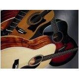 Aula de violão avançado onde tem na Vila Solange