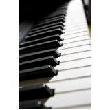 Aula para iniciantes de teclado preços na Vila Santana