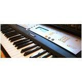 Aula teclado iniciante