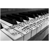 Aula teclado para iniciantes