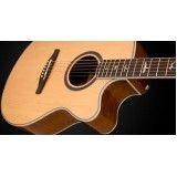 Aulas avançadas de violão preço na Cidade Popular