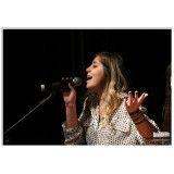 Aulas de cantos na Vila Nova Savoia