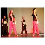 Aulas de dança jazz preços na Vila Escolar