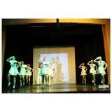Aulas de danças de salão na Vila Campanela