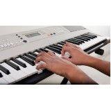 Aulas de teclado para iniciante preço na Vila Libanesa