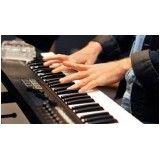 Aulas de teclado para iniciante valor na Vila Jussara