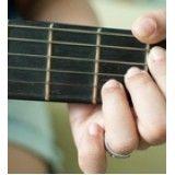 Aulas de violão iniciante onde encontrar no Parque Boturussu