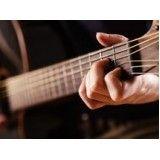 Aulas de violão para iniciante onde encontrar na Vila Costancia