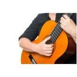 Aulas de violão para iniciante onde tem em Itaquera