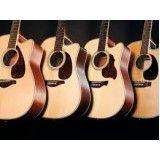 Aulas violão qual valor na Vila Granada