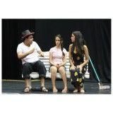 'Curso técnico de teatro qual o preço na Vila Renato