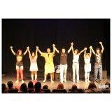 Escola de teatro no Jardim Três Marias