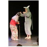 Escola de teatro para crianças