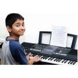 Onde achar Aulas para iniciantes de teclado na Vila Sirene