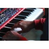 Onde encontrar Aula teclado para iniciantes barata na Vila Moraes