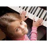Onde fazer Aula de teclado iniciantes na Vila Santa Clara
