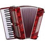Preço aula de acordeon