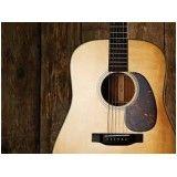 Preço Aula de violão avançada no Jardim Gonzaga