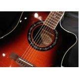 Preço Aulas avançadas de violão na Vila Solange