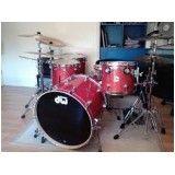 Preço de Aula de bateria gospel na Vila Salete