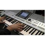 Preço de Aula para iniciante de teclado na Vila União